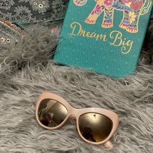 Dolce & Gabbana sunglasses blush/light coral gold